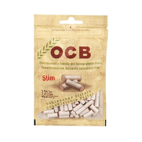 Filtro OCB Slim Ecological 6mm c/ 120